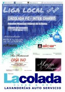 cartel LACOLADA jornada 7