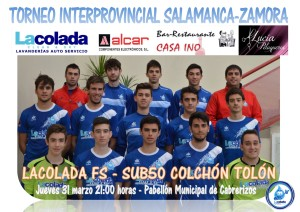 cartel LACOLADA interprovincial